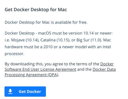 Get Docker Desktop for Mac - Lia infraservices - iOS mobile App Development Company in Chennai