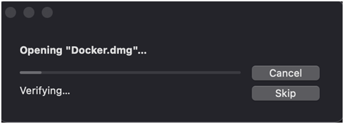 Open Docker.dmg - How to install Docker on Mac - Lia infraservices